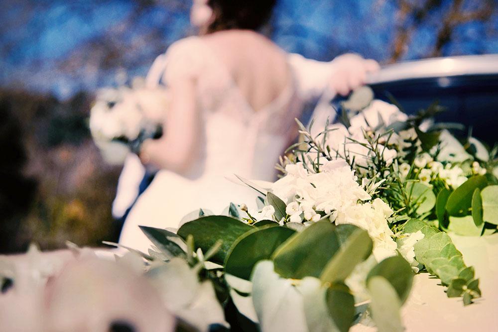Bouquet de mariée , Décoration florale évènements Albi Le