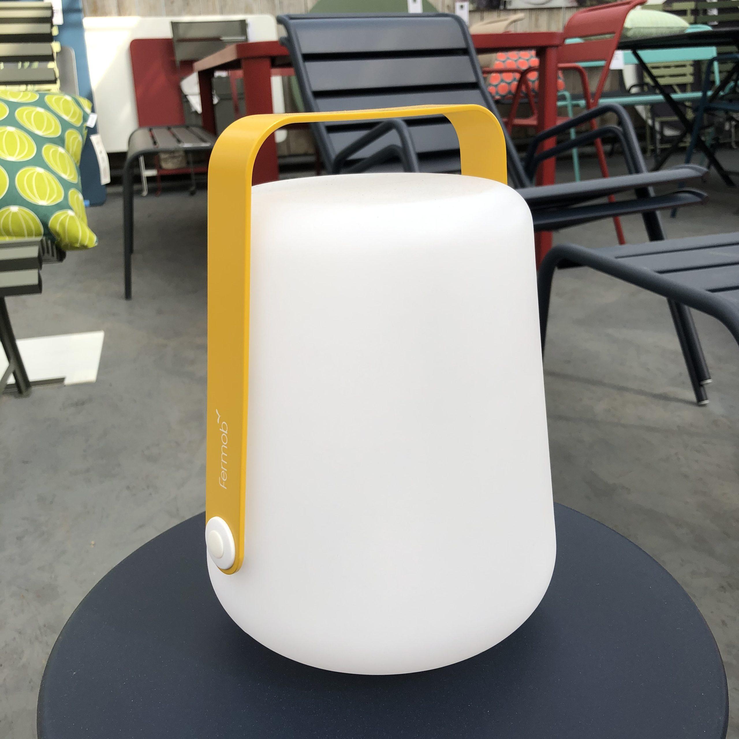 Lampe BALAD  Fermob H 25 cm Couleur Miel